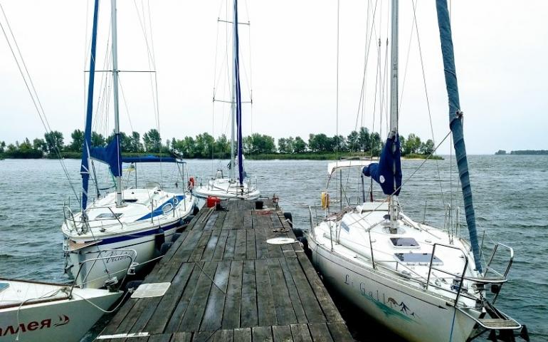 Яхта «Берегиня»
