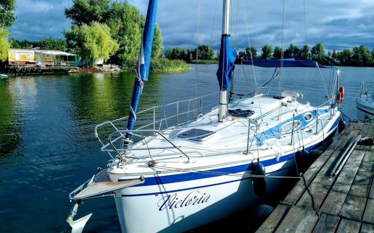 Яхта «СиГ»