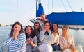Прогулка на яхте в Черкассах