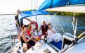 Прогулянки на яхті в Черкасах